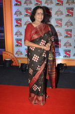 Usha Nadkarni at SAB Ke Anokhe Awards in Filmcity on 9th july 2015