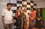 Waheeda Rehman at Krishna Mehta_s store in association with Tata Medical Center in Chowpatty on 10th July 2015 (46)_55a10c0712f2d.JPG