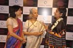 Waheeda Rehman at Krishna Mehta_s store in association with Tata Medical Center in Chowpatty on 10th July 2015 (61)_55a10c1271983.JPG