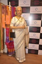 Waheeda Rehman at Krishna Mehta_s store in association with Tata Medical Center in Chowpatty on 10th July 2015 (64)_55a10c14bc780.JPG