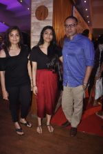 Alvira Khan, Atul Agnihotri at kuch bhi ho sakta hain in St Andrews on 11th July 2015 (50)_55a25184ecd81.JPG