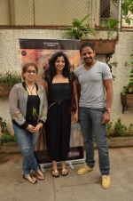 Guneet Monga at Fearless film screening in Sunny Super Sound on 11th July 2015