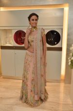 Model in Shehla Khan Store for Zoya in Khar on 11th July 2015