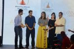 Subhash Ghai, Neeta Lulla and Whistling Woods school annual  fashion show AIYAAN 2015 in Bandra, Mumbai on 11th July 2015