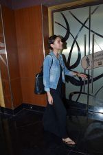 Aditi Rao Hydari snapped in Mumbai on 13th July 2015
