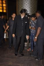 Amitabh Bachchan at Shahid Kapoor and Mira Rajput