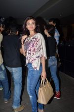 Daisy Shah at Bahubali screening in Lightbox on 12th July 2015