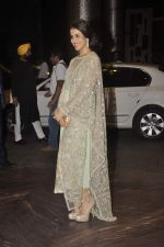 Genelia D Souza at Shahid Kapoor and Mira Rajput_s wedding reception in Mumbai on 12th July 2015 (461)_55a3752d9f2e6.JPG