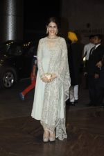 Genelia D Souza at Shahid Kapoor and Mira Rajput_s wedding reception in Mumbai on 12th July 2015 (44)_55a3752454160.JPG