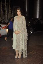 Genelia D Souza at Shahid Kapoor and Mira Rajput_s wedding reception in Mumbai on 12th July 2015 (462)_55a3752e78746.JPG