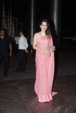 Kangana Ranaut at Shahid Kapoor and Mira Rajput