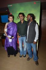 Nawazuddin Siddiqui, Ketan mehta, Deepa Sahi  at the screening of Ketan mehta