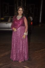 Neelima Azeem at Shahid Kapoor and Mira Rajput_s wedding reception in Mumbai on 12th July 2015 (419)_55a373cec00a6.JPG