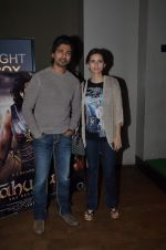 Nikhil Dwivedi at Bahubali screening in Lightbox on 12th July 2015 (68)_55a3696a0acc9.JPG