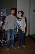 Nikhil Dwivedi at Bahubali screening in Lightbox on 12th July 2015