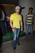 Pulkit Samrat at Bahubali screening in Lightbox on 12th July 2015