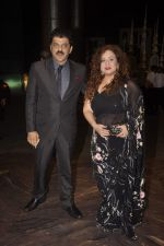 Rajesh Khattar, Vandana Sajnani at Shahid Kapoor and Mira Rajput_s wedding reception in Mumbai on 12th July 2015 (457)_55a376197bc79.JPG