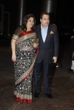 Ramesh Taurani at Shahid Kapoor and Mira Rajput
