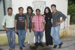 Ruslaan Mumtaz, Devshi Khanduri, Kunal Singh On location of the Film Khel Toh Ab Shuru Hoga_55a3c6bb7034b.jpg