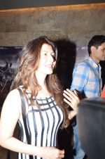 Sangeeta Bijlani at Bahubali screening in Lightbox on 12th July 2015