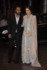 Shraddha Kapoor at Shahid Kapoor and Mira Rajput