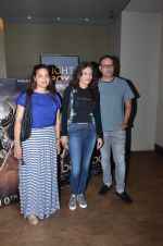 Sneha Ullal, Alvira Khan, Atul Agnihotri at Bahubali screening in Lightbox on 12th July 2015 (6)_55a368e51fb03.JPG