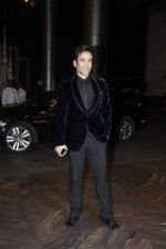 Tusshar kapoor at Shahid Kapoor and Mira Rajput_s wedding reception in Mumbai on 12th July 2015 (5)_55a377a1e8fde.JPG