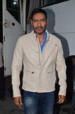 Ajay Devgan snapped in Mumbai on 13th July 2015