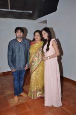 Anuradha Paudwal, Preetika Rao promotes her new music video in Le sutra on 13th July 2015
