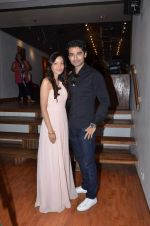 Harshad Arora at Preetika Rao promotes her new music video in Le sutra on 13th July 2015
