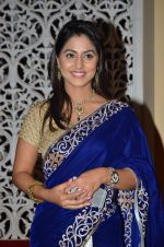 Hina Khan at Yeh Rishta Kya Kehlata Hai tv show iftar party in Film City on 13th July 2015 (62)_55a4b1cdd2bb0.JPG