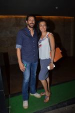 Kabir Khan, Mini Mathur at Salman Khan_s Bajrangi Bhaijaan screening in Lightbox on 13th July 2015 (68)_55a4af47c8a74.JPG
