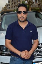 Mika Singh at Welcome Back song shoot in Aarey Milk Colony on 13th July 2015