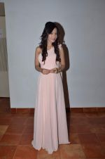 Preetika Rao promotes her new music video in Le sutra on 13th July 2015 (3)_55a4b1645cf27.JPG