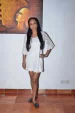 Suchitra Pillai at Preetika Rao promotes her new music video in Le sutra on 13th July 2015