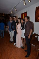 Suchitra Pillai, Harshad Arora at Preetika Rao promotes her new music video in Le sutra on 13th July 2015  (46)_55a4b1734beca.JPG
