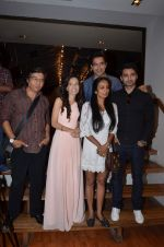 Suchitra Pillai, Harshad Arora at Preetika Rao promotes her new music video in Le sutra on 13th July 2015