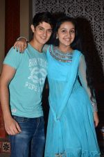 at Yeh Rishta Kya Kehlata Hai tv show iftar party in Film City on 13th July 2015