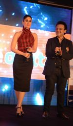 Adnan Sami, Kareena Kapoor at Bajrangi Bhaijaan promotions in Delhi on 14th July 2015