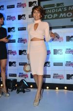 Anusha Dandekar at MTV India