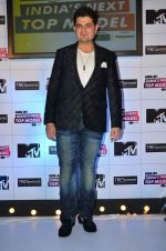 Dabboo Ratnani at MTV India_s Next top model press meet in F Bar on 14th July 2015 (112)_55a6007e015bf.JPG