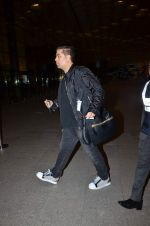 Karan Johar snapped at international airport on 14th July 2015
