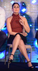 Kareena Kapoor at Bajrangi Bhaijaan promotions in Delhi on 14th July 2015