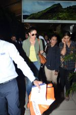 Kareena Kapoor return from Delhi on 14th July 2015