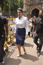 Raveena Tandon at wear helmet promotions in VT on 14th July 2015