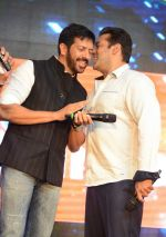 Salman Khan, Kabir Khan at Bajrangi Bhaijaan promotions in Delhi on 14th July 2015