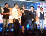 Salman Khan, Kareena Kapoor, Mika Singh, Adnan sami, Kabir Khan at Bajrangi Bhaijaan promotions in Delhi on 14th July 2015