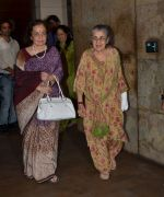 Asha Parekh at Bajrangi Bhaijaan screening in Lightbox on 15th July 2015 (68)_55a772f8b97ab.JPG