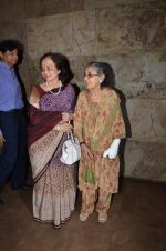 Asha Parekh at Bajrangi Bhaijaan screening in Lightbox on 15th July 2015 (71)_55a772fa8bd14.JPG
