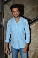 Riteish Deshmukh snapped in Lower Parel, Mumbai on 15th July 2015
